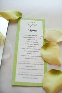 Green Light Silk Rose Petals Sandwich Bag Full Reception Decoration