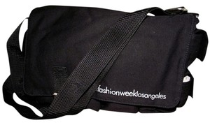 Smashbox Make Up Brush Holder Black Travel Bag