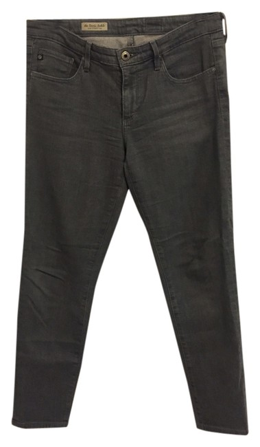 Item - Gray Stevie Ankle Pants Size 8 (M, 29, 30)
