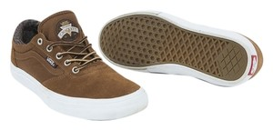 Vans brown Athletic