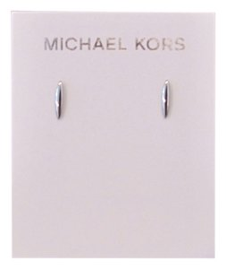 Michael Kors BRAND NEW! Michael Kors SILVER Matchstick Stud Earrings