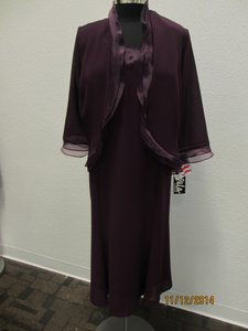 Ursula Of Switzerland Raisin 33990 Dress