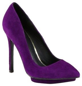 Dolce Vita Bella Suede Purple Pumps