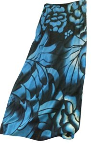 Vivienne Tam Maxi Skirt multiple