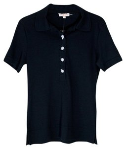 Tory Burch 48132102 T Shirt Black