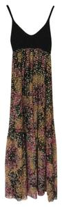 Multi Maxi Dress by M Missoni Maxi Metallic Crochet Flowy Printed