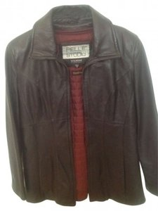 Wilsons Leather Wilson Belle Studio Leather Jacket