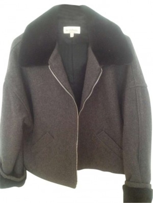 Le Chteau Grey Jacket