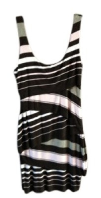 Preload https://item2.tradesy.com/images/bailey-44-brown-multicolor-stripe-sleeveless-mini-short-casual-dress-size-0-xs-14566-0-0.jpg?width=400&height=650