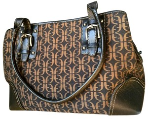 Fossil Classic Satchel in brown