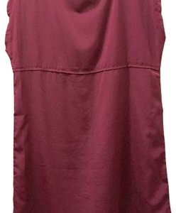 Old Navy short dress Plum purple berry Shift Flattering Fall on Tradesy