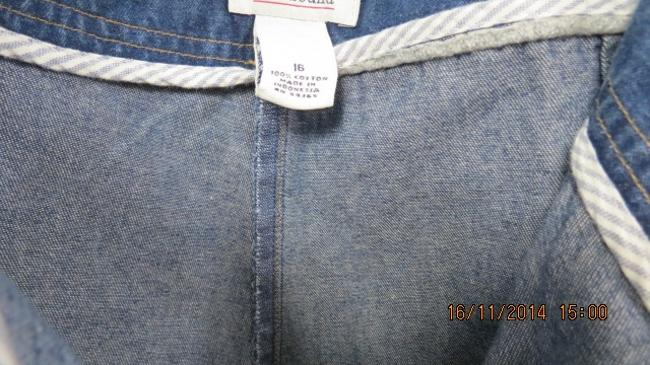 Westbound Capri/Cropped Denim-Medium Wash Image 2