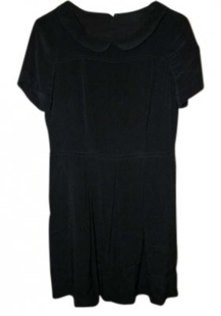 Preload https://img-static.tradesy.com/item/145685/broadway-and-broome-black-collared-knee-length-short-casual-dress-size-2-xs-0-0-650-650.jpg