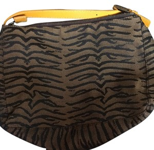 Fendi Satchel in Animal Print