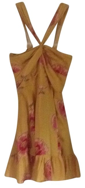 Preload https://img-static.tradesy.com/item/14568643/free-people-yellow-gold-pink-multi-viscose-and-silk-above-knee-short-casual-dress-size-2-xs-0-1-650-650.jpg