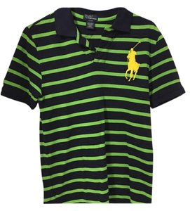 Polo Ralph Lauren T Shirt Blue green