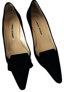 Manolo Blahnik Manolo Manolos Manolo black Pumps