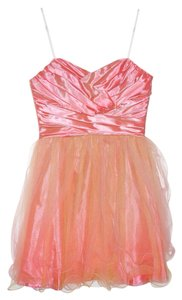 Josh and Jazz Prom Sweetheart Strapless Dress