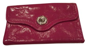 Marc by Marc Jacobs Marc by Marc Jacobs Totally Turnlock Patent Leather Wallet