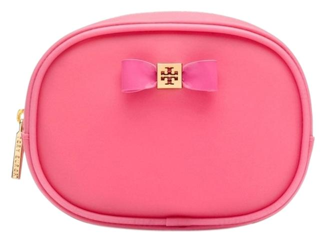 Item - Pink Gold Small Classic Cosmetic Bag