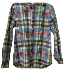 Ralph Lauren Button Down Shirt Multi
