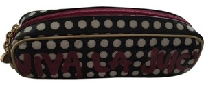 Juicy Couture Juicy Couture Polka Dot Small Cosmetic Case