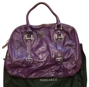 Rabeanco Satchel in Purple