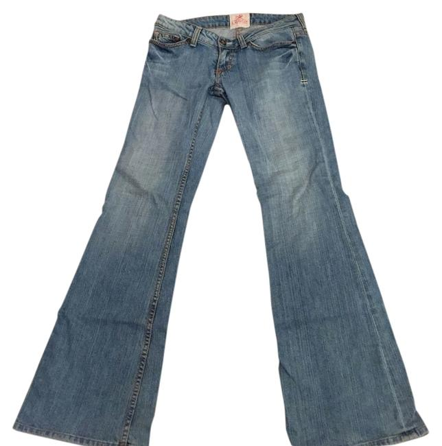 Preload https://img-static.tradesy.com/item/14569669/people-s-liberation-lighter-wash-blue-boot-cut-jeans-size-27-4-s-0-1-650-650.jpg