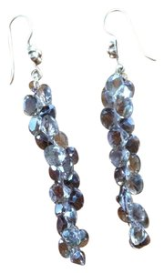 Bloomingdale's Topaz earrings