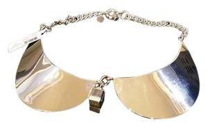 Marc Jacobs Marc Jacobs Collar Necklace Silver
