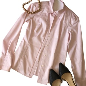 Hugo Boss Button Down Shirt Light pink