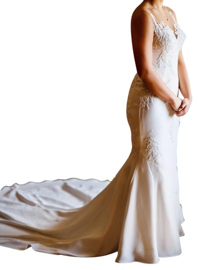 Pronovias Pronovias Plisa Wedding Dress