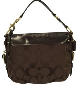 Coach Zoe Shoulder Bag