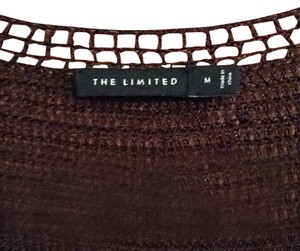 The Limited Top Dark brown
