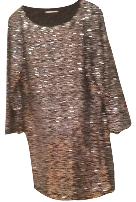 Preload https://img-static.tradesy.com/item/14571178/tahari-silver-mid-length-night-out-dress-size-12-l-0-8-650-650.jpg