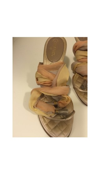 Chanel Multi Sandals Image 10