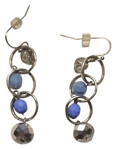 Banana Republic Banana Republic Blue Dangle Earrings