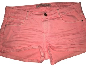 Zara Mini/Short Shorts Pink