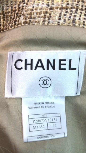 Chanel Jacket Blazer