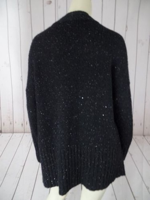 J. Jill Petite Poly Acrylic Mohair Nylon Blend Sequins Chic Sweater Image 7
