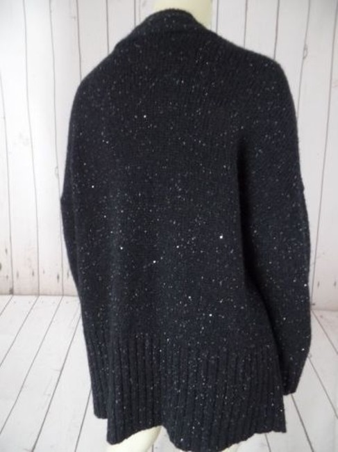 J. Jill Petite Poly Acrylic Mohair Nylon Blend Sequins Chic Sweater Image 8