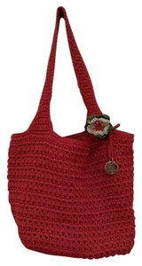 The Sak Tote in Coral