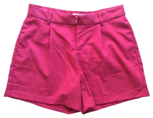 Old Navy Dress Shorts Red
