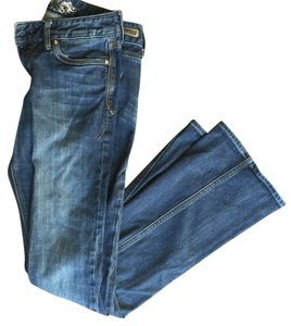 Express Stella Casual Denim Boot Cut Jeans