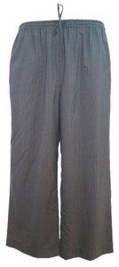 Eskandar Brown Wool Pants