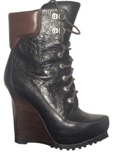 Jean-Michel Cazabat Black/brown Boots