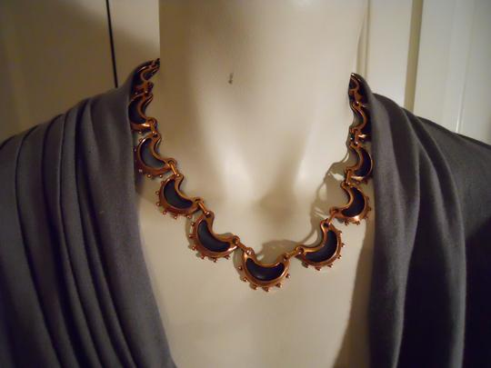 Other Vintage Renoir copper & enamal necklace