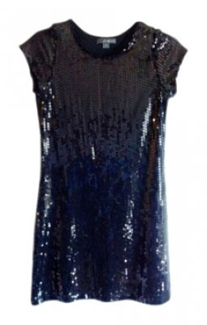 Preload https://item4.tradesy.com/images/forever-21-black-sequin-party-mini-night-out-dress-size-6-s-145773-0-0.jpg?width=400&height=650