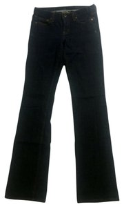 J.Crew Denim Boot Cut Jeans-Dark Rinse