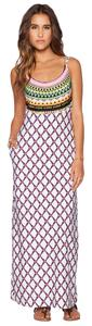 multi Maxi Dress by Trina Turk Maxi